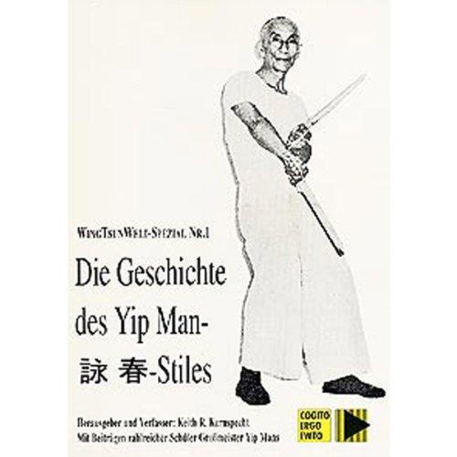 Geschichte des Yip Man Stiles