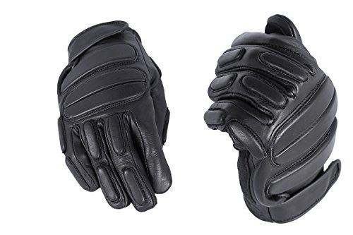 TacFirst Einsatzhandschuh SEK 1 Handschuhe, Schwarz, 5XL