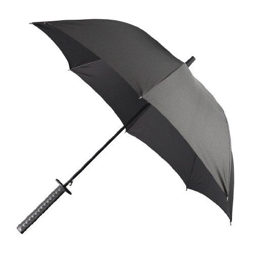 Regenschirm in Form eines Ninja-/Samuraischwerts YS-001
