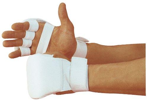 KWON Karatehandschutz Competition, Weiß, S, 4008101
