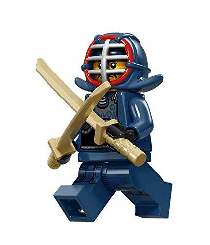 Lego Minifiguren Serie 15 - Kendo-Kämpfer