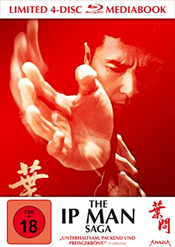 The Ip Man Saga [Blu-ray]