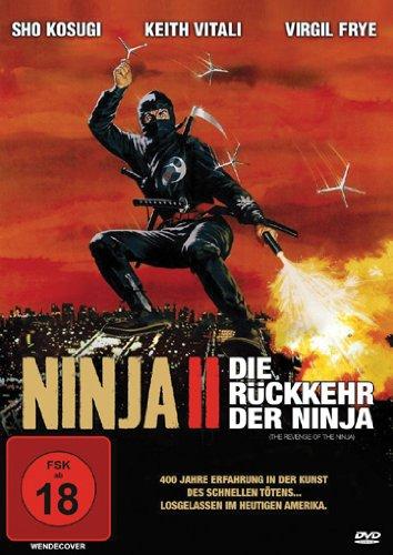Ninja II - Die Rückkehr der Ninja