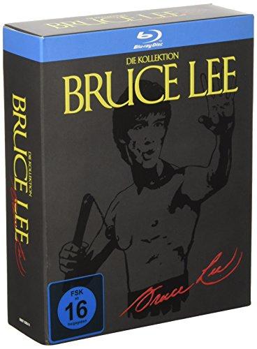 Bruce Lee - Die Kollektion - Uncut [Blu-ray]