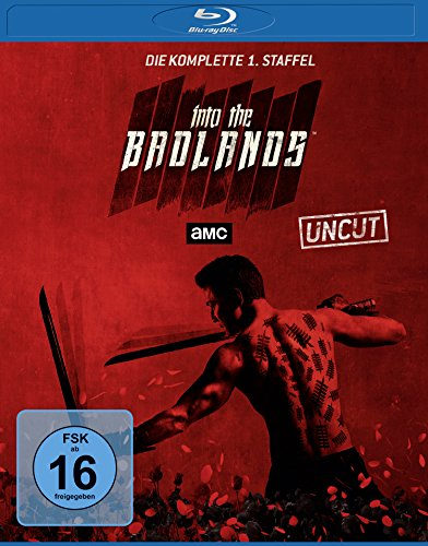 Into the Badlands - Staffel 1 - Uncut [Blu-ray]