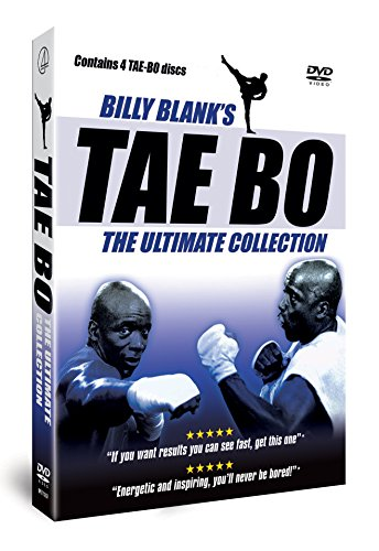 Billy Blanks' Tae Bo: The Ultimate Collection [DVD] [UK Import]