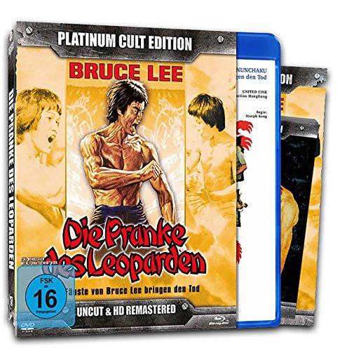 Die Pranke des Leoparden - Platinum Cult Edition (Blu-Ray + 2 DVDs) limitierte Auflage 1000 Stück !! [Limited Edition]